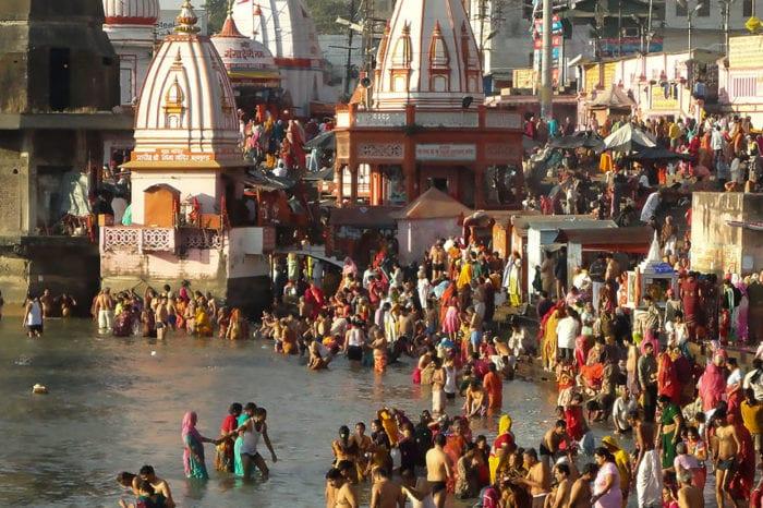 Source of Ganges